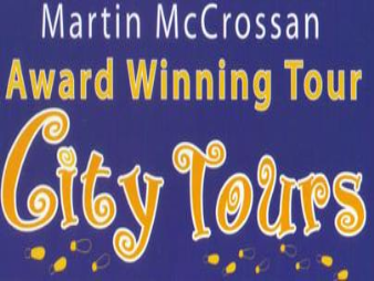 Martin McCrossan Walking Tours